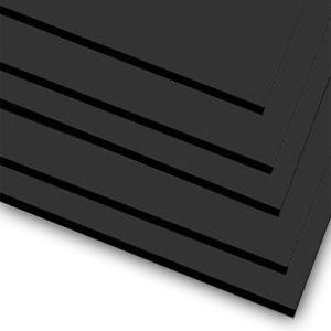 ΣΥΜΠΑΓΕΣ PVC ΔΙΠΛΗΣ ΕΞΕΛΑΣΗΣ - FOAMALITE color ΜΑΥΡΟ
